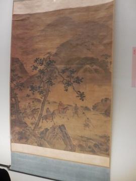 『日中文化交流協定締結40周年記念 特別展 三国志』_e0033570_11500124.jpg