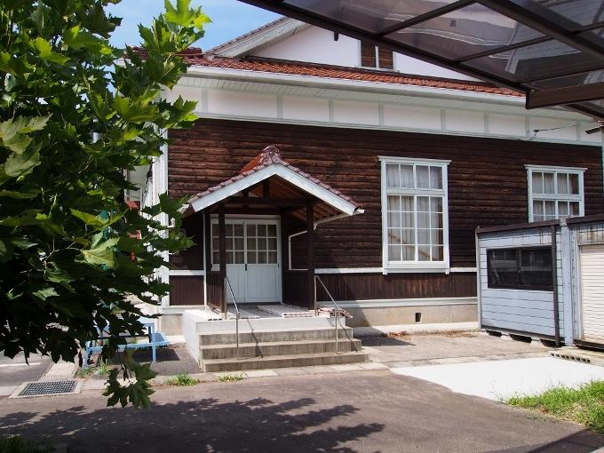 旧波積小学校講堂_f0116479_13112005.jpg