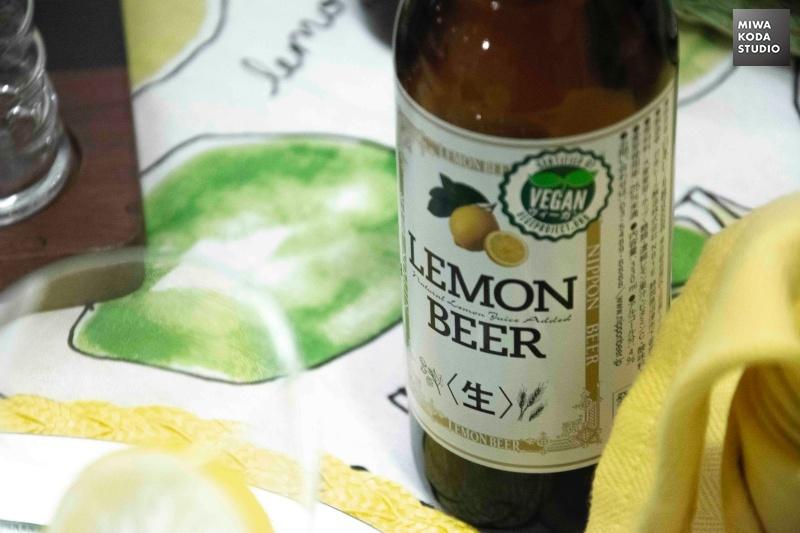 July 21, 2019 レモンビール Lemon Beer_a0307186_07231562.jpg