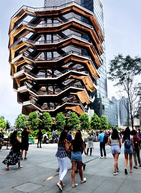 NYの新名所、ヴェッセルにはこんな楽しみ方もあるのです_b0007805_07164926.jpg