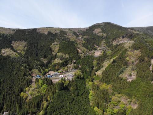 天界の村を歩く2 関東山地 多摩川_d0147406_22342166.jpg