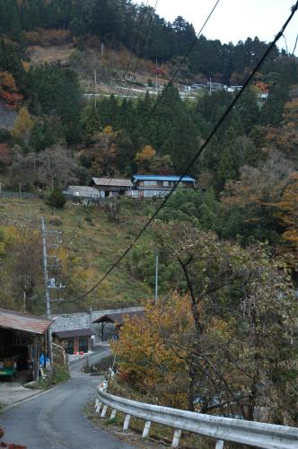 天界の村を歩く2 関東山地 多摩川_d0147406_22352378.jpg