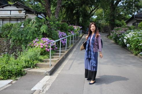 素敵な紫陽花に逢いに行ってきました♪ 姉妹で行く仙台紫陽花ツアー♪_d0108933_19194201.jpg