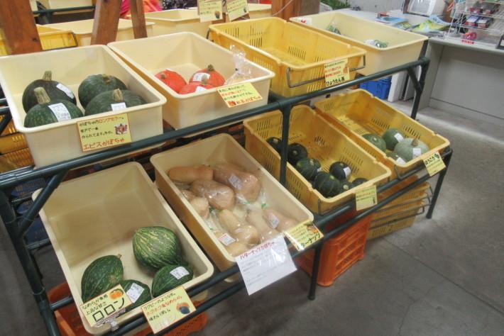 楽市【毎夏恒例、野菜がさみしくなってきました・・・】_f0227434_17054993.jpg
