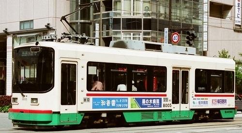 富山地方鉄道富山軌道線 デ8000形_e0030537_18055746.jpg