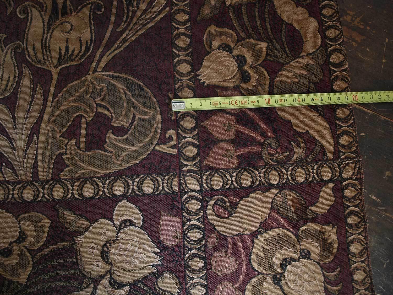 アール・デコ ジャカード パネル 160cm×200cm  /G412_e0324838_19514506.jpg