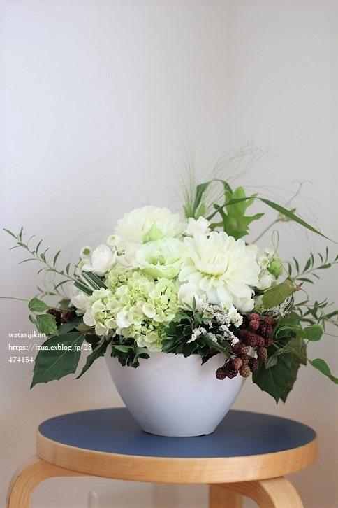結婚記念日の花_e0214646_23005992.jpg