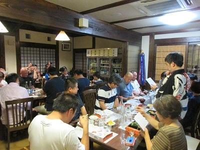 土佐の地酒「清酒文佳人」を楽しむ夕食会_f0006356_09043764.jpg