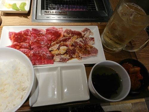 焼肉ライク 五反田店_c0100865_08503242.jpg
