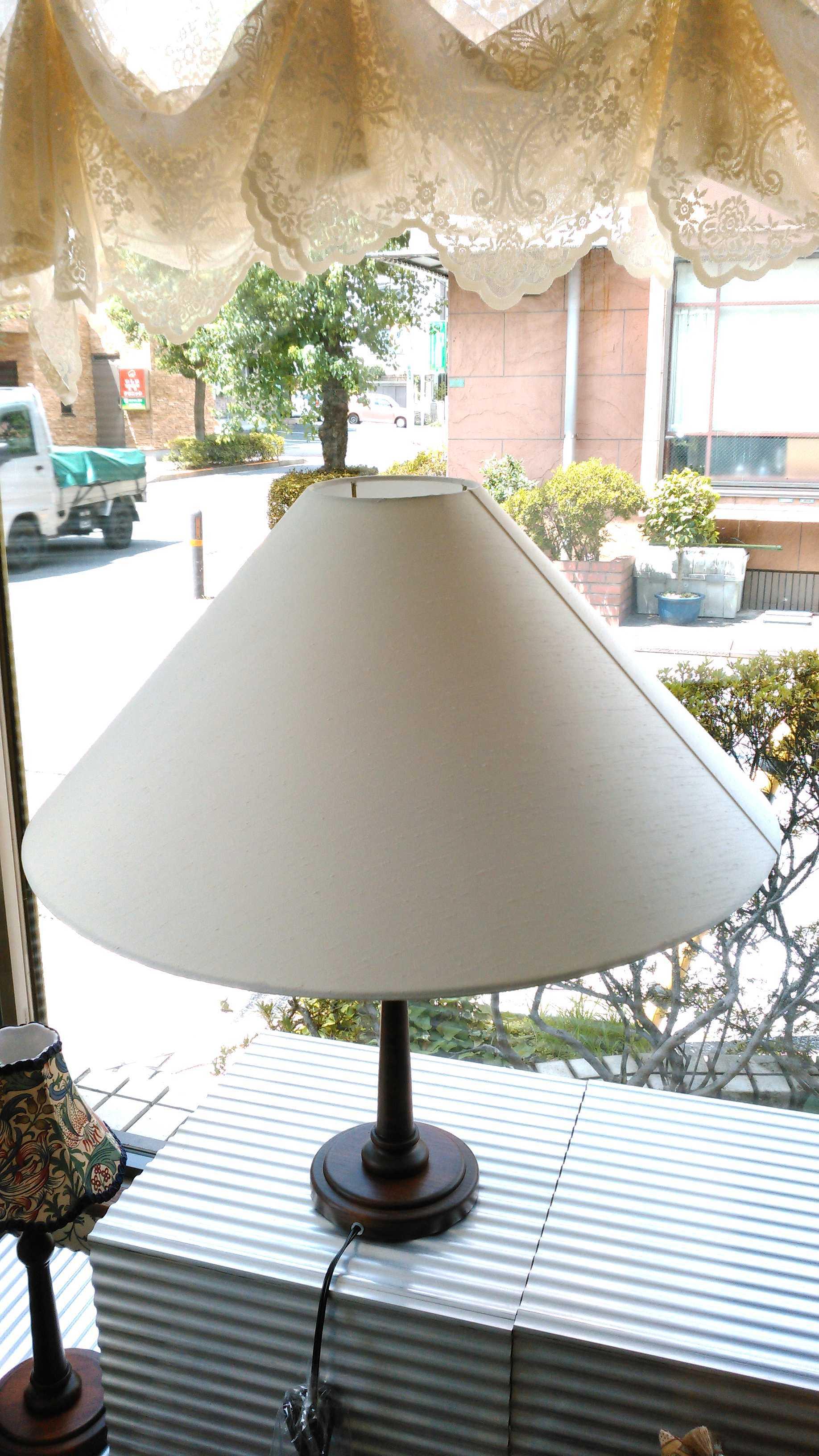 ランプシェード 張替 ウィリアムモリス正規販売店のブライト_c0157866_18240588.jpg