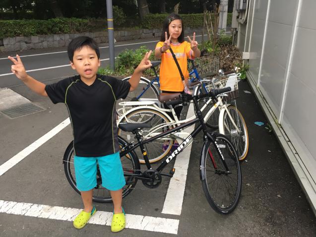 新車でサイクリング^_^_c0023278_16482328.jpg