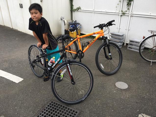 新車でサイクリング^_^_c0023278_16484190.jpg