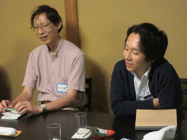 第10回田中裕明賞お礼の会。_f0071480_22264103.jpg