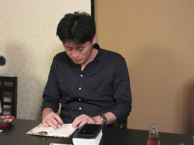 第10回田中裕明賞お礼の会。_f0071480_22270608.jpg
