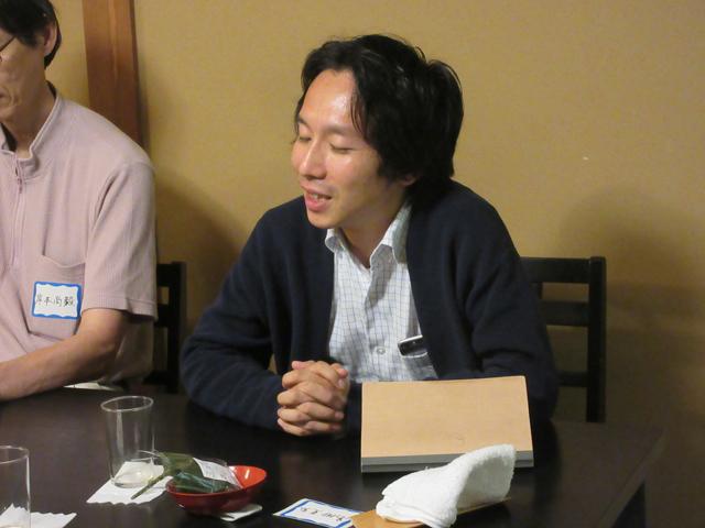 第10回田中裕明賞お礼の会。_f0071480_22270942.jpg