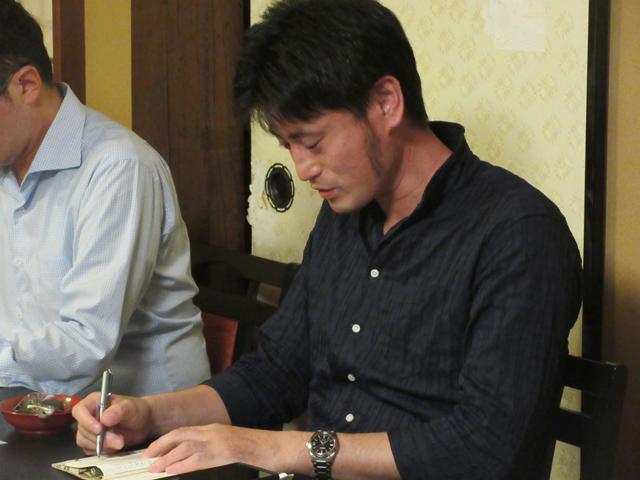 第10回田中裕明賞お礼の会。_f0071480_22271139.jpg