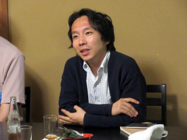 第10回田中裕明賞お礼の会。_f0071480_22273502.jpg