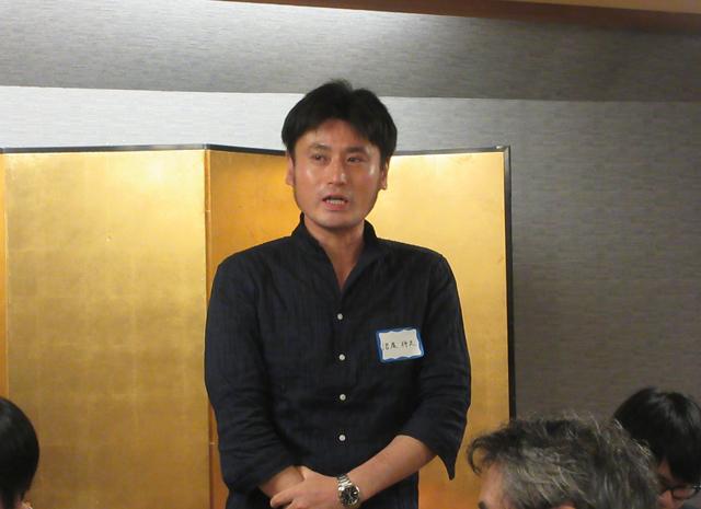 第十回田中裕明賞 懇親会_f0071480_22294242.jpg