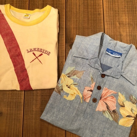 """1970s \"""" RUSSELL ATHLETIC \"""" 100% cotton VINTAGE - ROWING CLUB - Tee SHIRTS ._d0172088_22400888.jpg"""