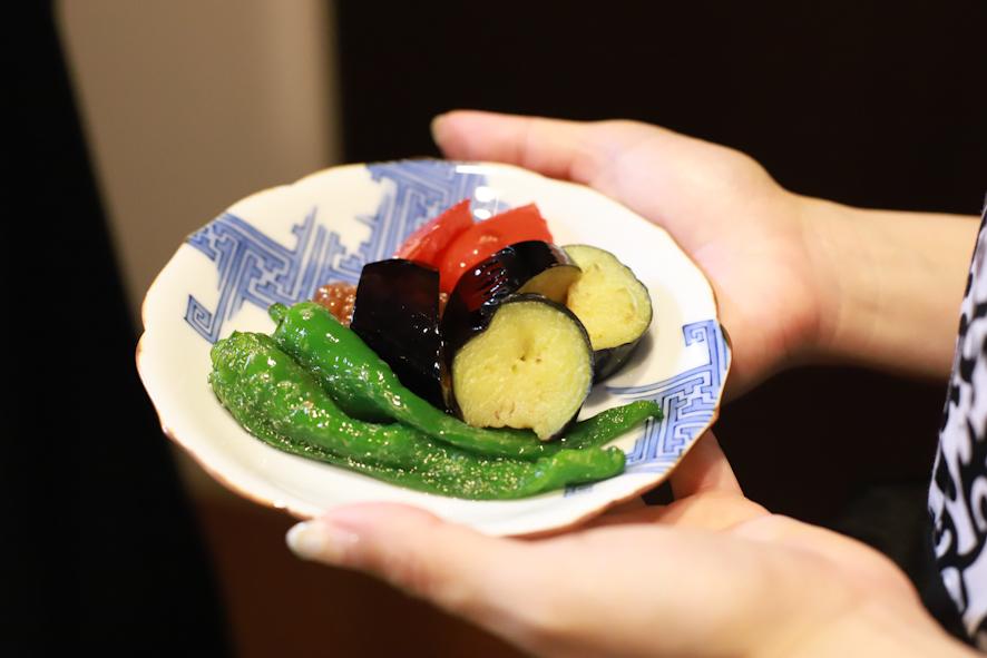 七夕の夕べ〜和のスタイルのお料理と夏酒&番外編_b0208604_13320857.jpg