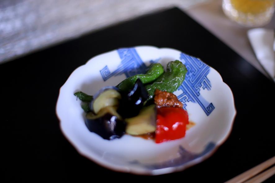 七夕の夕べ〜和のスタイルのお料理と夏酒&番外編_b0208604_15013410.jpg