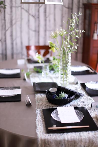 七夕の夕べ〜和のスタイルのお料理と夏酒&番外編_b0208604_15120125.jpg