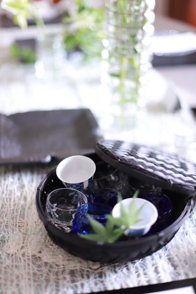 七夕の夕べ〜和のスタイルのお料理と夏酒&番外編_b0208604_15121124.jpg