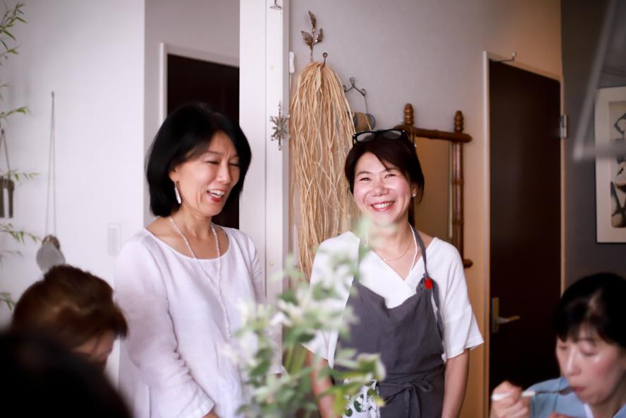 七夕の夕べ〜和のスタイルのお料理と夏酒&番外編_b0208604_16590644.jpg