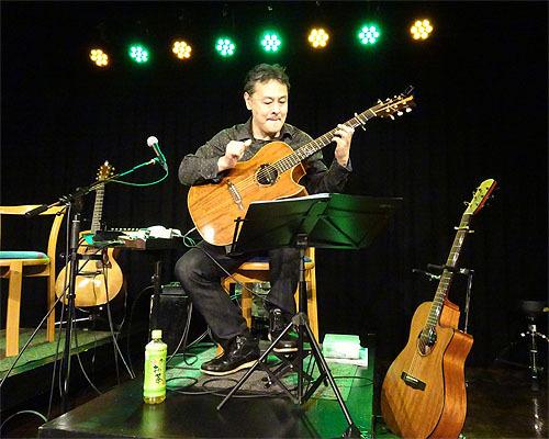 打田十紀夫さんのニューアルバム発売記念ライブ_c0137404_18054528.jpg