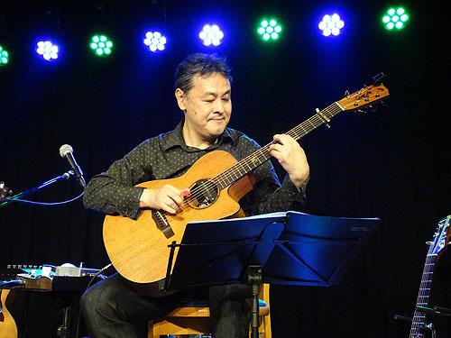打田十紀夫さんのニューアルバム発売記念ライブ_c0137404_18054922.jpg