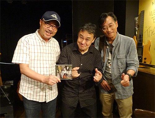 打田十紀夫さんのニューアルバム発売記念ライブ_c0137404_18055964.jpg
