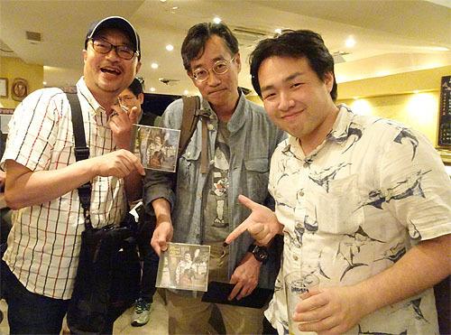 打田十紀夫さんのニューアルバム発売記念ライブ_c0137404_18060253.jpg