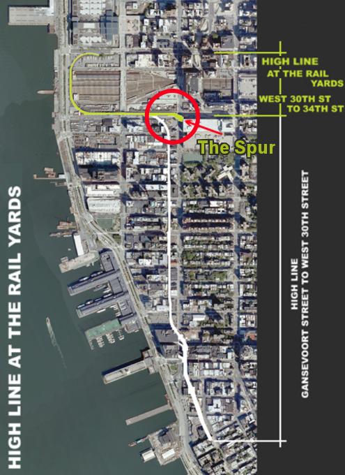 空中公園ハイライン最終区間「ザ・スパー」(The Spur)オープン!!_b0007805_05525220.jpg