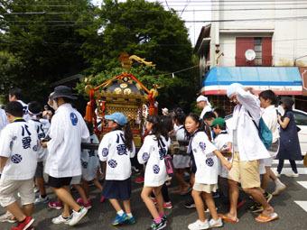 山ノ内のお祭り_c0195909_10390841.jpg