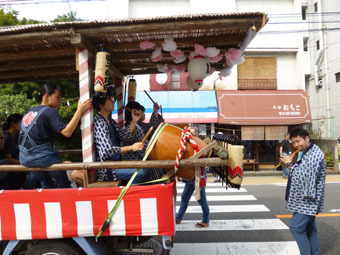 山ノ内のお祭り_c0195909_10392777.jpg