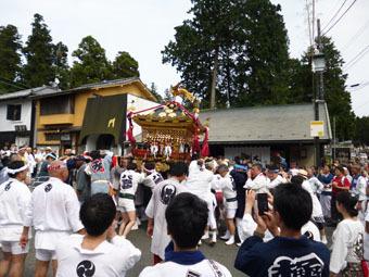 山ノ内のお祭り_c0195909_10394949.jpg