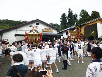 山ノ内のお祭り_c0195909_10395754.jpg