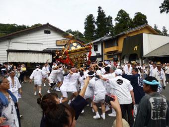 山ノ内のお祭り_c0195909_10400852.jpg