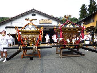 山ノ内のお祭り_c0195909_10401957.jpg
