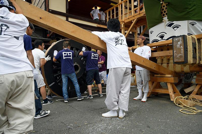 2019祇園祭後祭・山鉾建て 其の一_f0032011_20050013.jpg