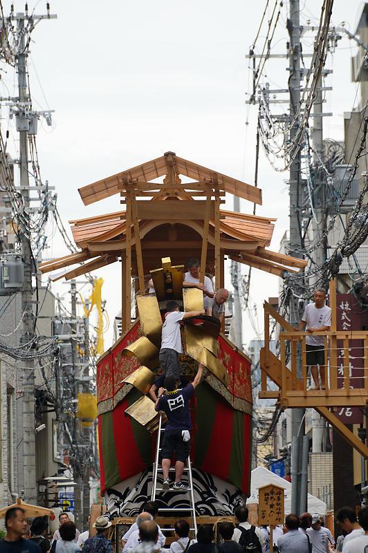 2019祇園祭後祭・山鉾建て 其の一_f0032011_20151033.jpg