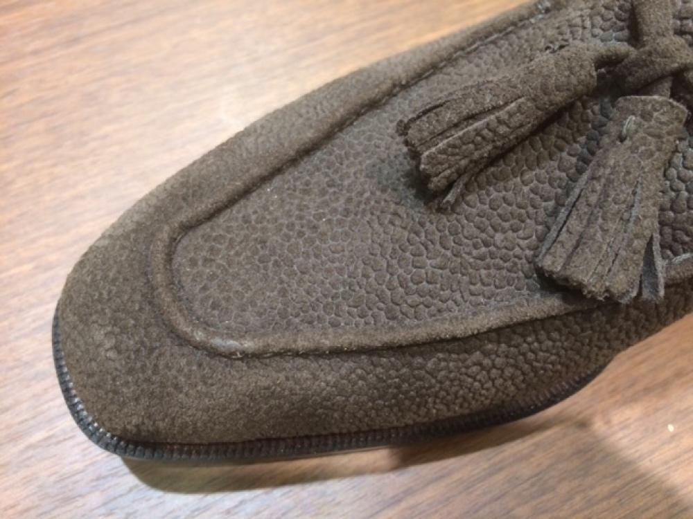 マッケイ製法の靴にエクササイズを_b0226322_20524013.jpg