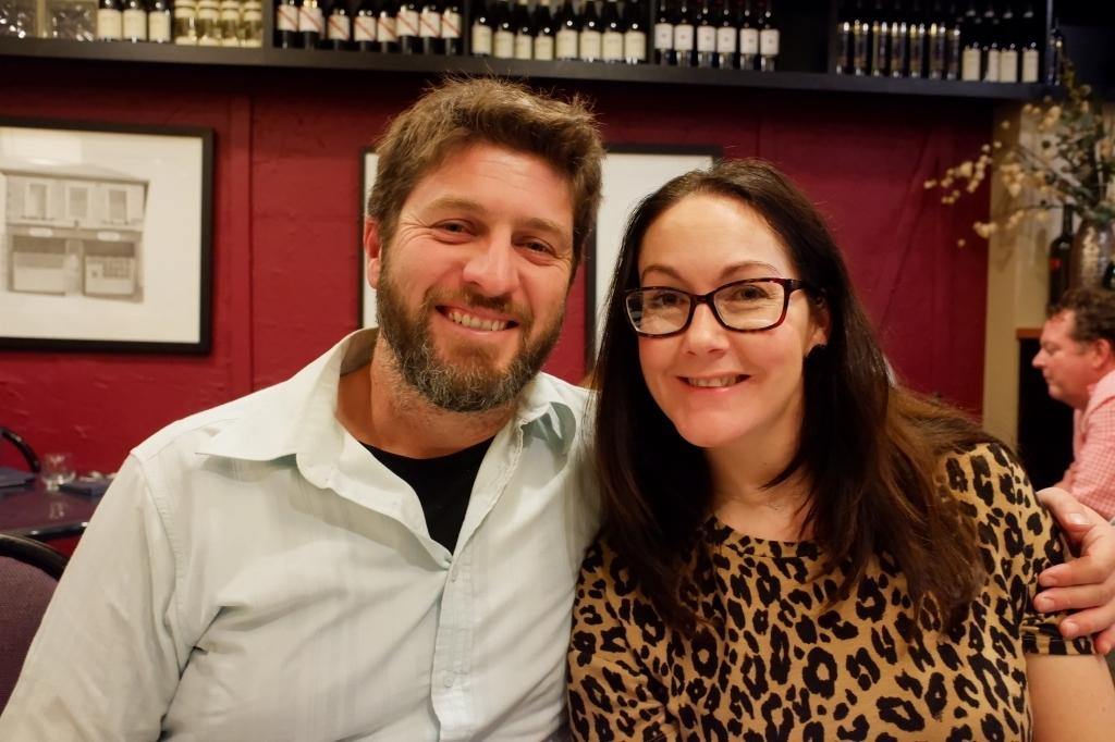 Da,Angelo  イタリアンレストラン Hobart  6月28日_f0050534_07153345.jpg