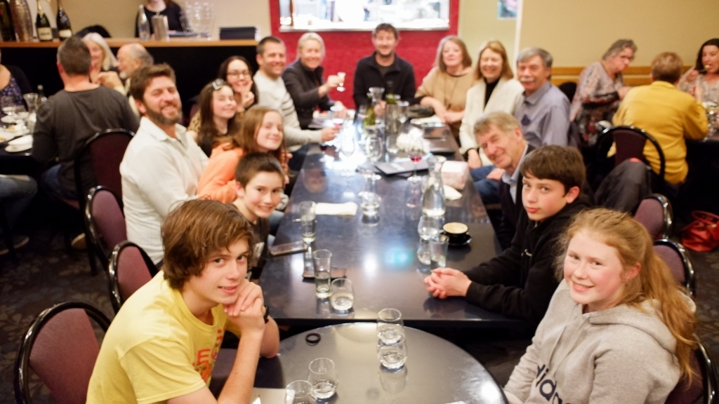 Da,Angelo  イタリアンレストラン Hobart  6月28日_f0050534_07154309.jpg