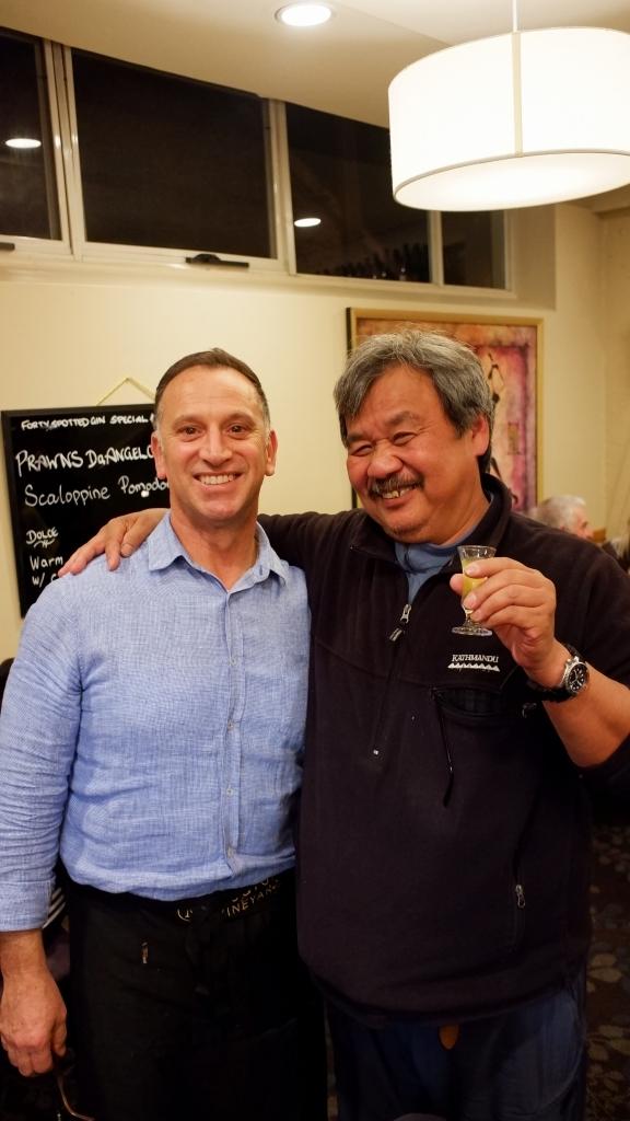 Da,Angelo  イタリアンレストラン Hobart  6月28日_f0050534_07154350.jpg