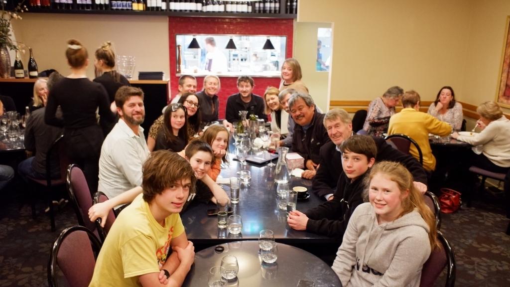 Da,Angelo  イタリアンレストラン Hobart  6月28日_f0050534_07154355.jpg