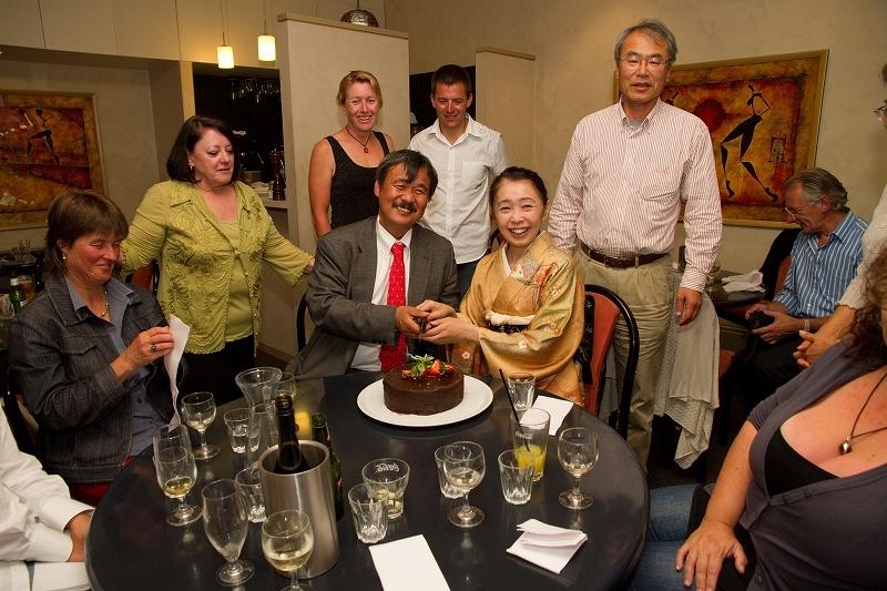 Da,Angelo  イタリアンレストラン Hobart  6月28日_f0050534_07264072.jpg