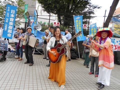 昨日の辺野古新宿デモと参院選雑感_b0050651_08494349.jpg