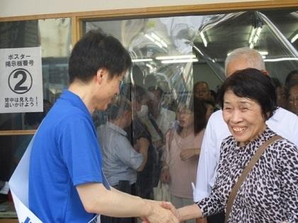 2019年参議院選挙 野党統一候補・梅村慎一さんを応援(2)_f0197754_21184114.jpg