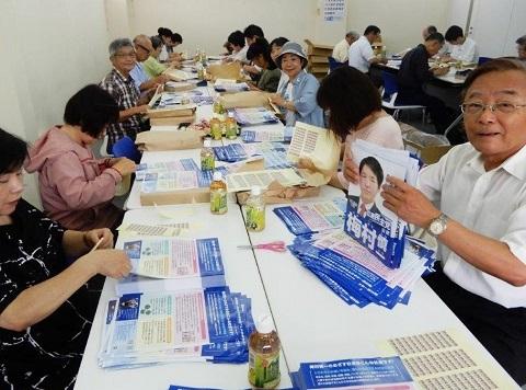 2019年参議院選挙 野党統一候補・梅村慎一さんを応援(2)_f0197754_21184778.jpg